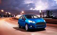 2014 Ford Fiesta Price Review