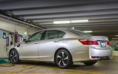 2014 Honda Accord PHEV Hybrid Car