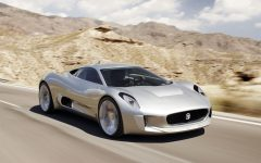 2014 Jaguar CX75 Concept Review