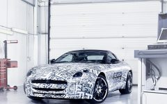 2014 Jaguar F-Type Gets 3.0 liter V6 supercharged