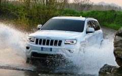 2014 Jeep Grand Cherokee EU-Version Review