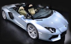 2014 Lamborghini Aventador LP700-4 Roadster Review