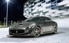 2014 Maserati GranTurismo MC Stradale Review