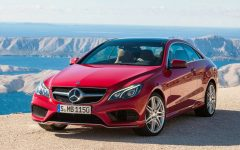 2014 Mercedes-Benz E-Class Coupe Review