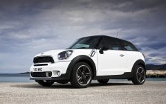 2014 Mini Paceman UK Version Review