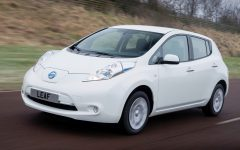 2014 Nissan Leaf Specification Review