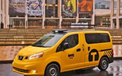 2014 Nissan NV200 Taxi Review