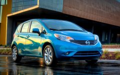 2014 Nissan Versa Note Hatchback at Detroit Auto Show