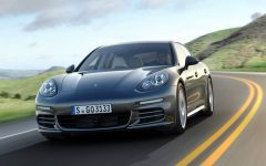2014 Porsche Panamera Plug-in Hybrid Luxury Cars