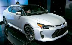 2014 Scion tC Released at New York Auto Show