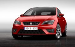 2014 Seat Leon SC Revealed at Geneva Motor Show