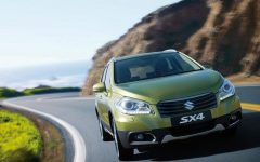 2014 Suzuki SX4 Crossover Review