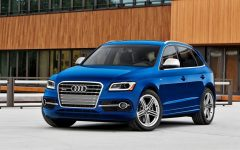 2014 Audi SQ5 3.0 TFSI Review