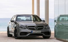 2014 Mercedes-Benz E63 AMG Saloon