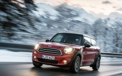 2014 Mini Paceman ALL4 Review
