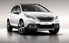 2014 Peugeot 2008 Review