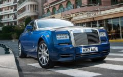 Rolls-Royce Phantom Coupe (2014)