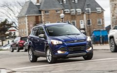 2016 Ford Escape Ecoboost