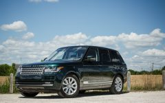 2016 Land Rover Range Rover HSE Td6