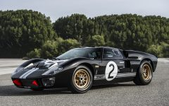 2016 Shelby GT40 MKII 50th Anniversary Edition