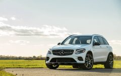 2017 Mercedes-AMG GLC43 SUV 4MATIC