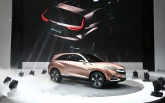 2013 Acura SUV-X Concept Revealed at Shanghai