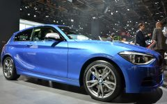2012 BMW M135i xDrive at Paris Motor Show
