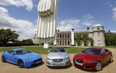 2012 Goodwood Festival of Speed Held on June 28
