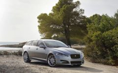 2013 Jaguar XF Sportbrake Wagon Review