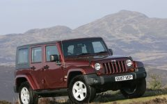 2008 Unlimited Jeep Wrangler UK Version Review