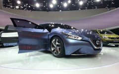 2013 Nissan Friend-ME Concept Unveiled at Shanghai