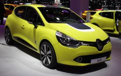 2013 Renault Clio at Paris Motor Show