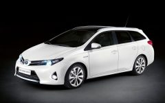 2013 Toyota Auris Touring Sports at Paris