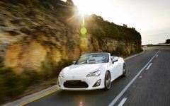 2013 Toyota FT-86 Open Concept Revealed at Geneva