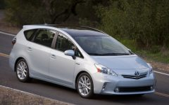Ford C-Max Outperform Toyota Prius V