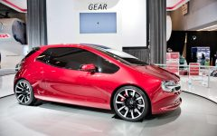 2013 Honda GEAR Concept Unveils at Montreal